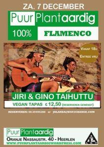 Puur Plantaardig ... 100% Flamenco !